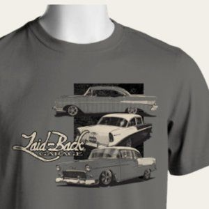 Comfort Colors Tri-Fives Chevy Preshrunk T-Shirt